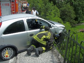 incidente ponte nuovo
