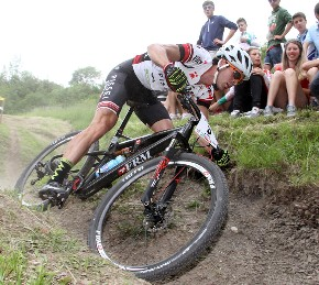 mtb alpago 2014  andrea timperi 2 classificato