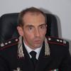 Il comandante dei Carabinieri di Belluno Ettore Boccassini