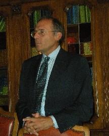 il prefetto Carlo Boffi