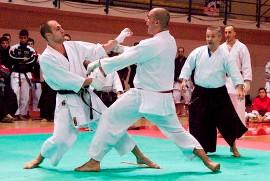 Mattia Bacchilega in azione