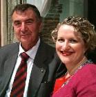 Giuseppe Zonin e Benedetta De Pra'