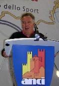 Gino Pante, presidente Consulta piccoli comuni Anci Veneto