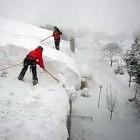 soccorso alpino nelle Marche