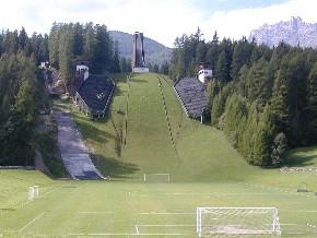 Trampolino olimpico - Cortina d'Ampezzo