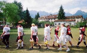 celtics feltre footbal americano