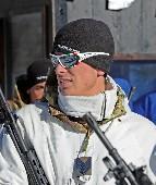 Caporal Maggiore Luca Lenardon alpini