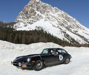 Marastoni-Kraler su Jaguar E-type 1969