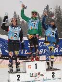 ascotrade alleghe 01.03.2014 podio RAGAZZE