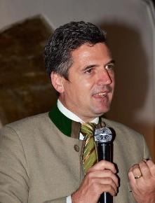 Herbert Dorfmann (foto di Giuliano Bond)