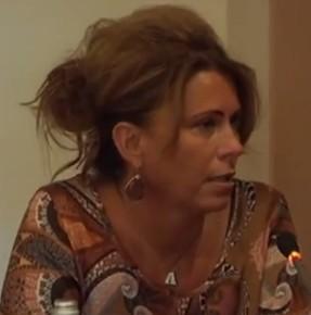 Lorraine Berton presidente Sipao