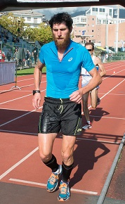 Cesconetto Daniele vincitore della 24 Ore di San Martino 2014
