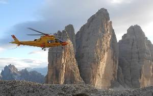 soccorso alpino tre cime