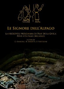 copertina le signore dell'alpago Pian de la Gnela